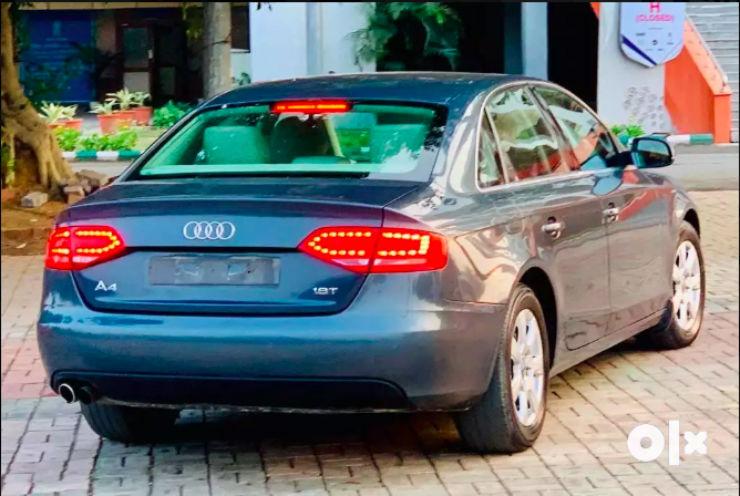 Audi A4 1 2