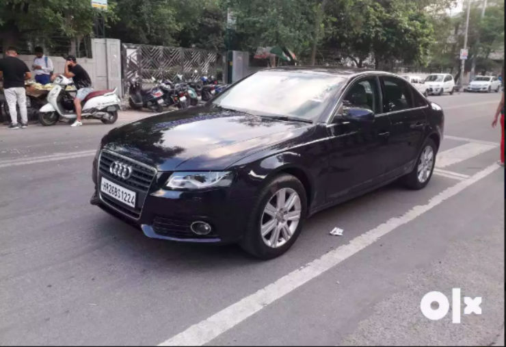Audi A4 2 2