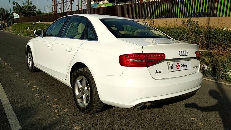 Beautifully kept Audi A4 luxury sedan for sale: CHEAPER than