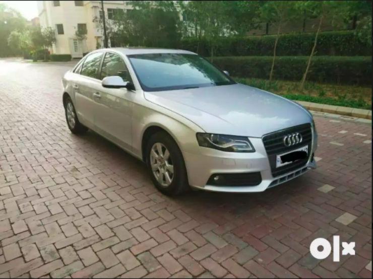 Audi A4 3 2