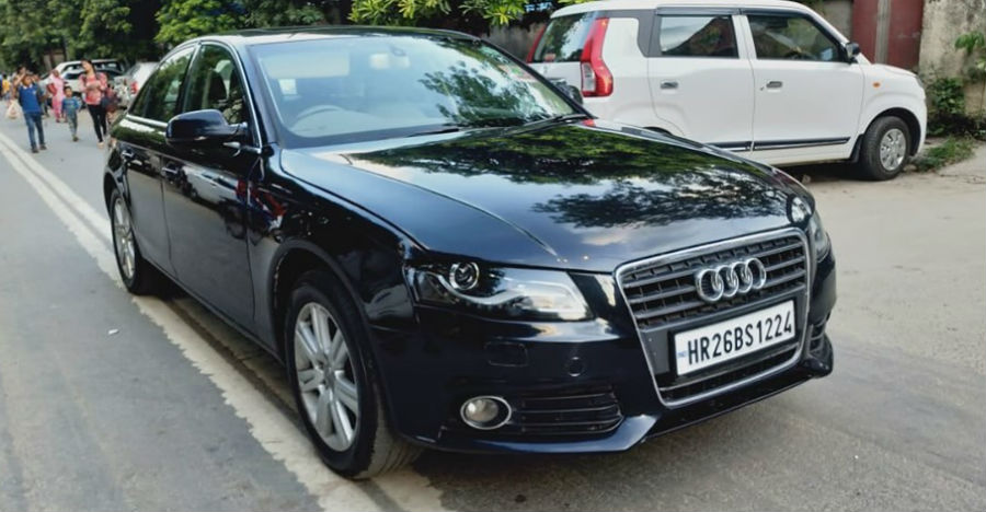Well-maintained used Audi A4 for sale: Cheaper than a new Maruti Dzire