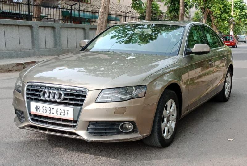 Audi A4 4 1
