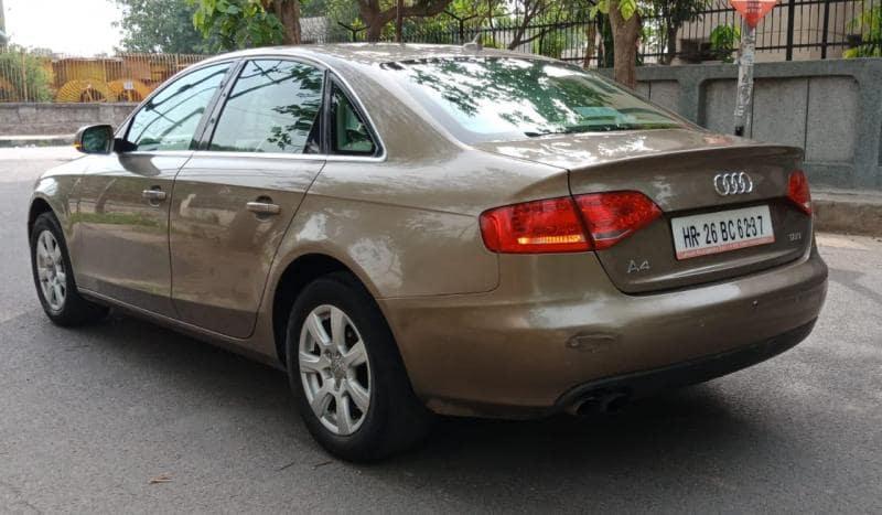 Audi A4 4 2
