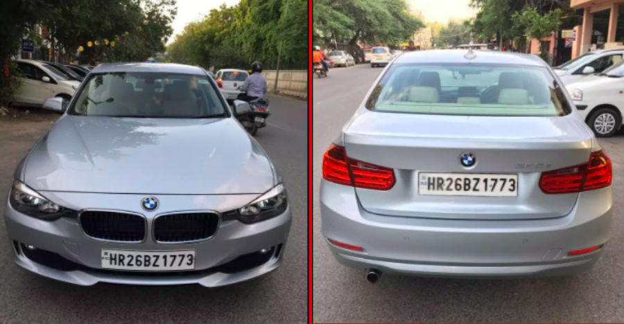 Beautifully maintained Used BMW 3-Series with 184 Bhp on tap selling Rs 1.6 lakh CHEAPER than a new Hyundai Verna