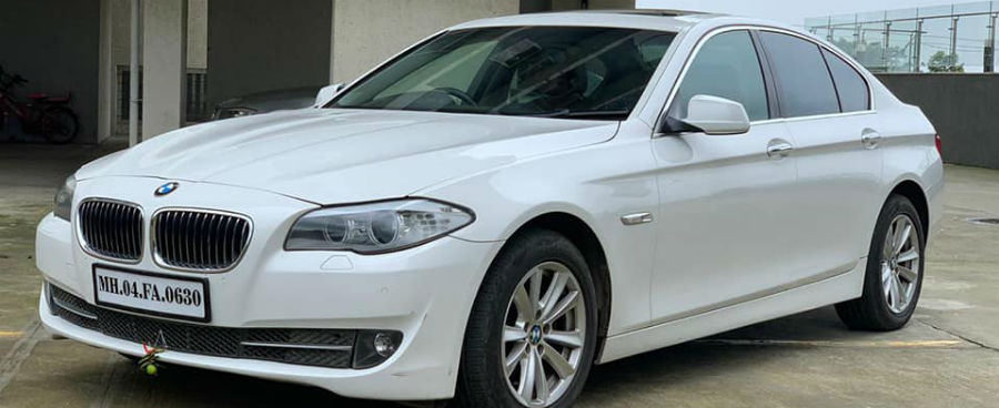 Well-maintained used BMW 5-Series cheaper than a Honda City