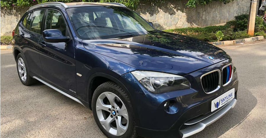 150 Bhp, Used BMW X1 petrol automatic crossover selling for cheaper than a Mahindra XUV300