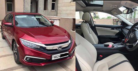 Honda Civic Used Featured