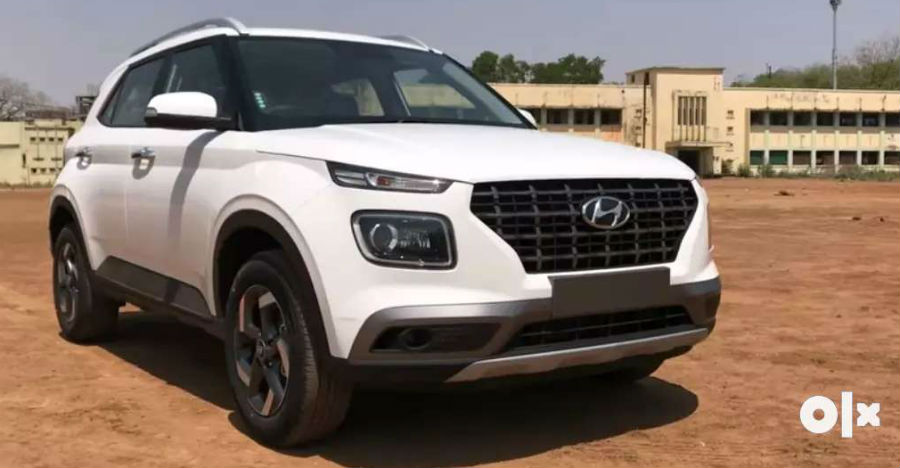 Almost-new used Hyundai Venue Compact SUVs available without any waiting period