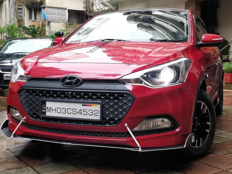 Hyundai I20 Elite Mod