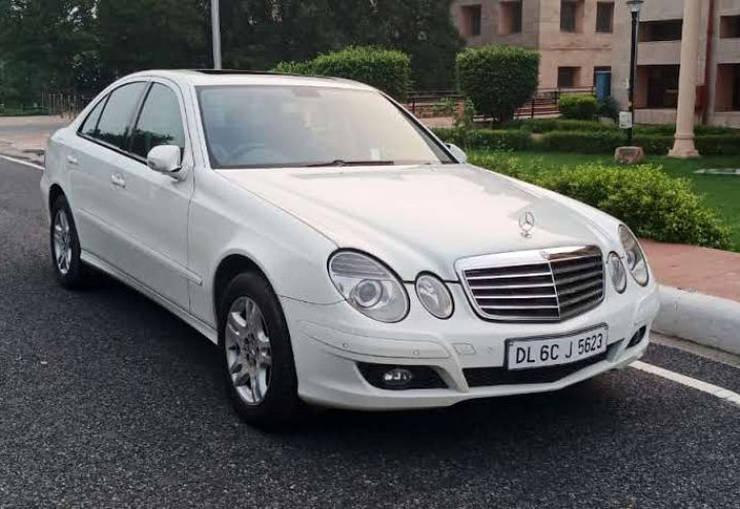 Mercedes E Class Used