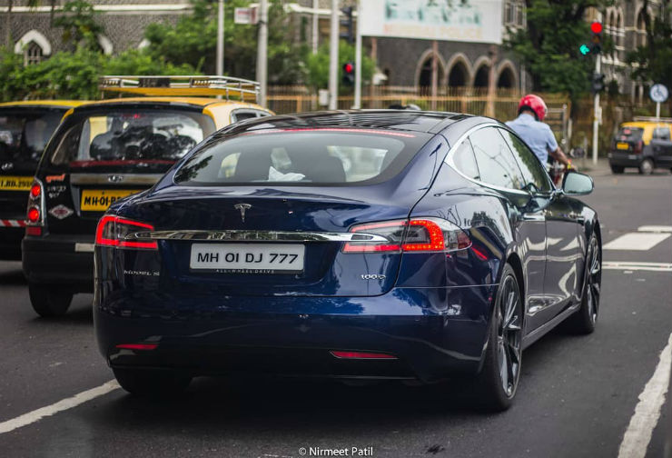 Why has Ambani bought a Tesla Model S second hand? We explain!
