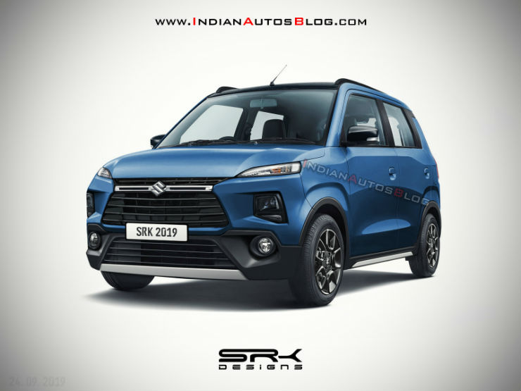 Maruti Suzuki WagonR Electric SPIED testing: Interiors revealed