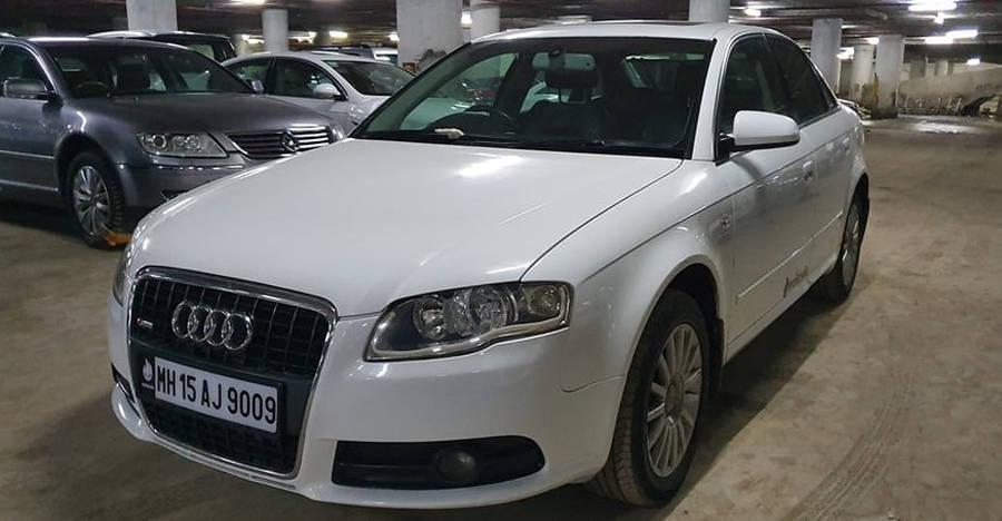 Used Audi A4 sedan selling for cheaper than a Maruti Dzire