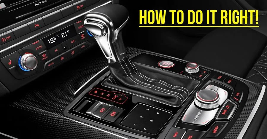 Automatic Gearbox Mistakes Featured
