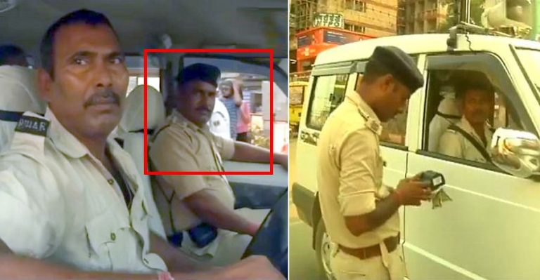Bihar Cops Busted