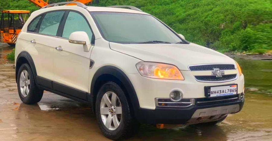 Well-maintained Chevrolet Captiva for sale: CHEAPER than Maruti Suzuki Alto