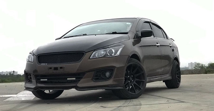 Ciaz Mod Featured