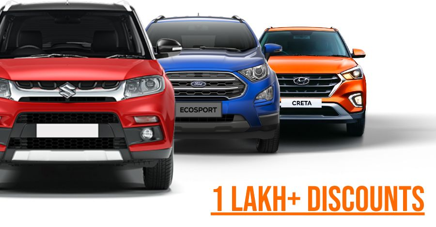 Compact Suv Discounts Featured