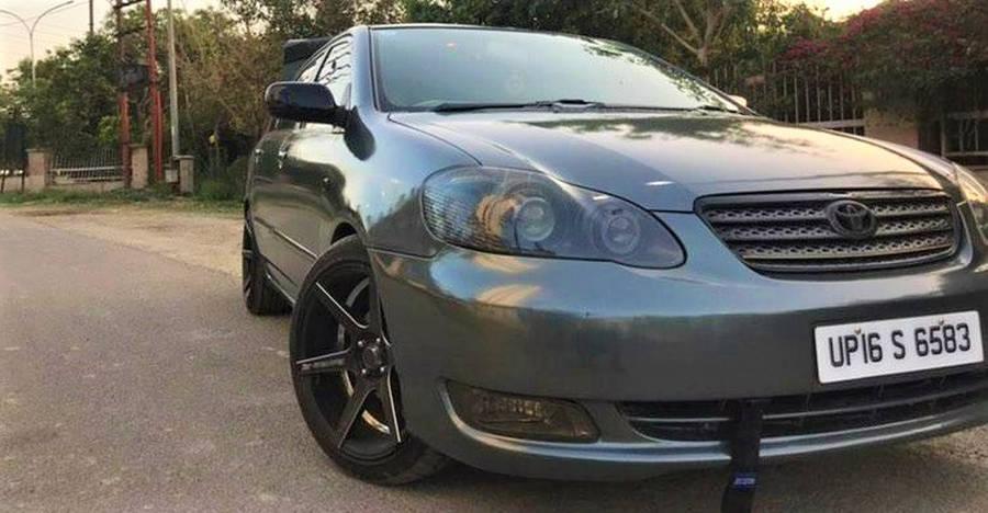 Corolla Mod Featured