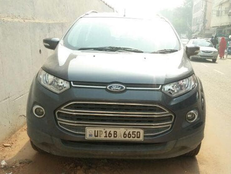 Ford Ecosport Automatic Used 1