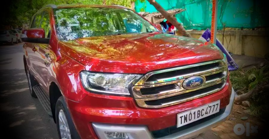 5 new-gen Ford Endeavour SUVs selling at Rs. 15 lakh cheaper than new: Butch & muscular