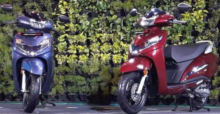 Honda Activa 125 Bs6 Featured