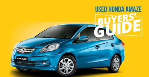 Honda Amaze Used Car Buyers Guide Featured