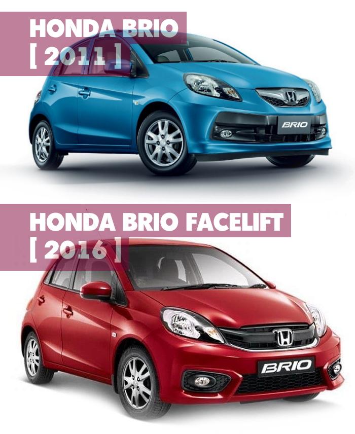 Honda Brio Generations