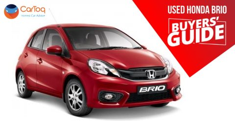 Honda Brio Used Car Featured