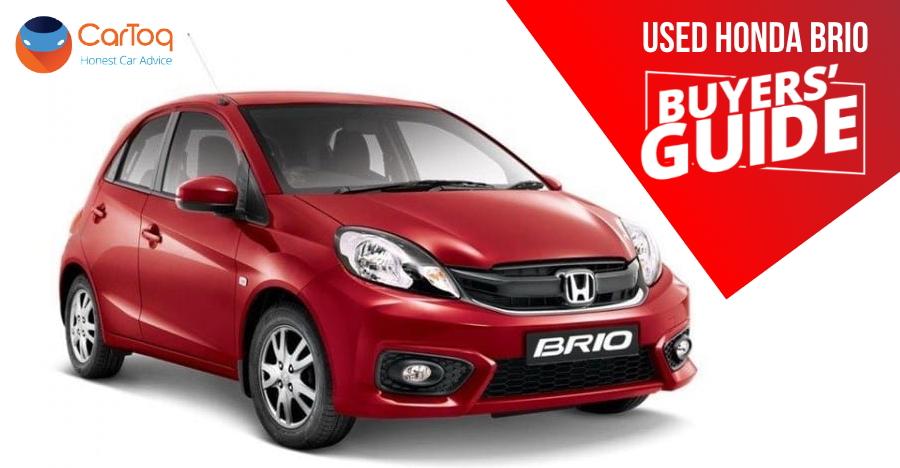 Honda Brio Used Car Featured