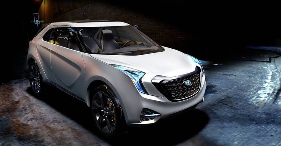 Hyundai Curb Concept Front Three Quarters Featured