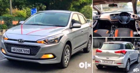 Hyundai Elite I20 Used Featured 1