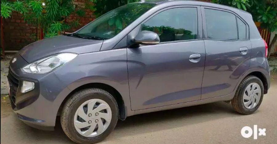Used Hyundai Santro Automatic Hatchback for sale