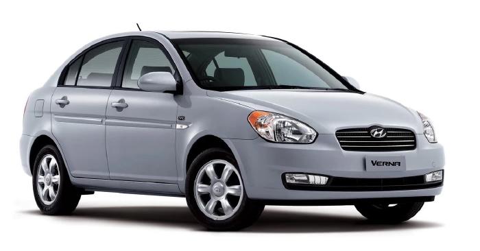 Hyundai Verna Used Car Photo 1