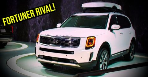 Kia Telluride Featured