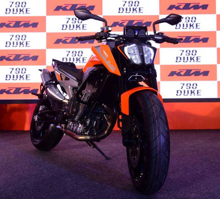 Ktm Duke 790 Launch