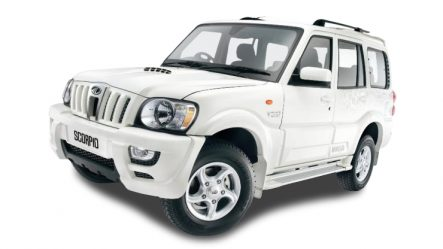 Mahindra Scorpio Used Car Photo 3