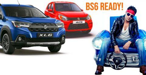 Maruti Bs6 Cars Featured