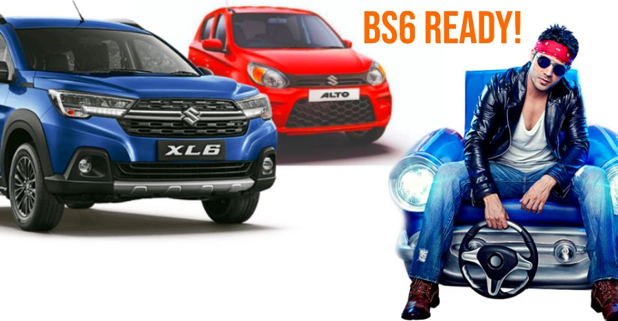 Maruti Bs6 Cars Featured