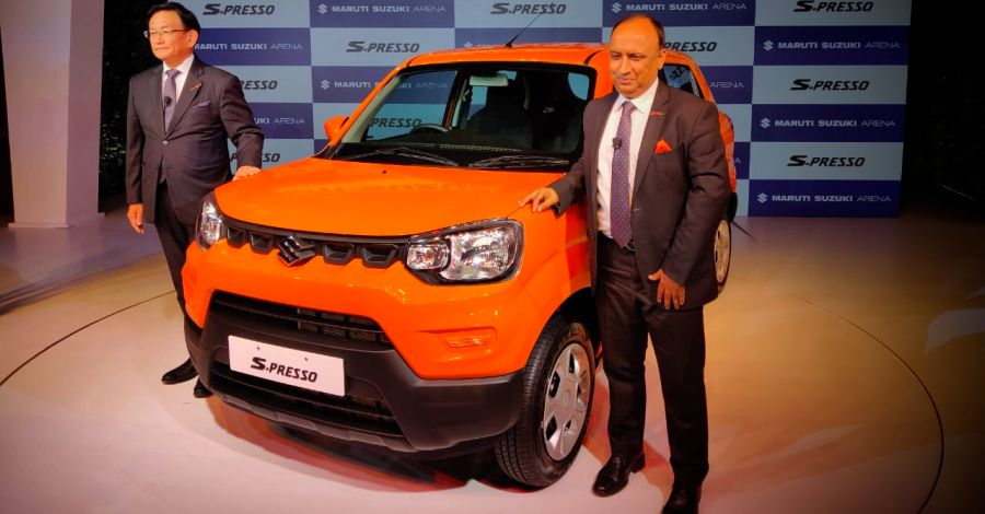 Maruti S Presso Launch Featured 3