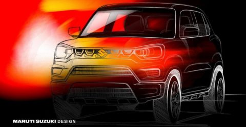 Maruti Suzuki S Presso Teaser Featured