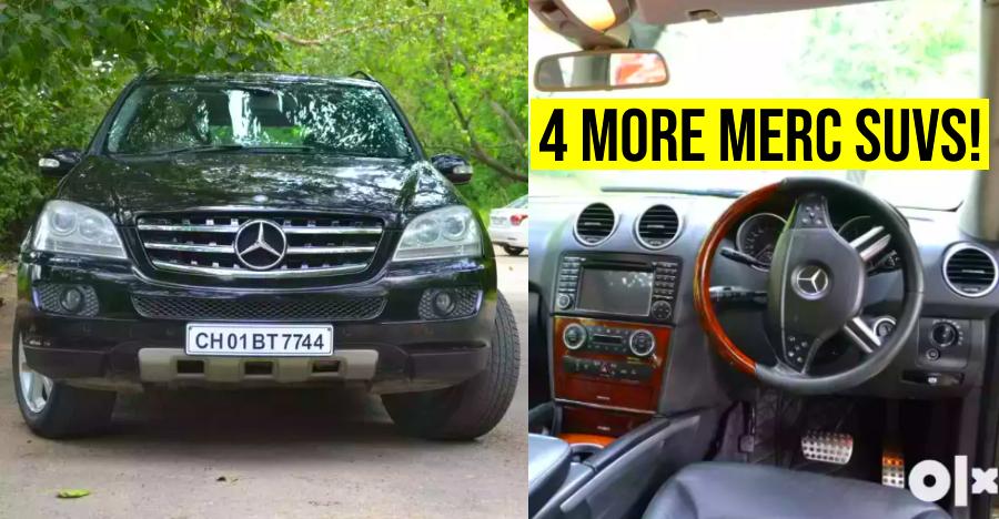 Mercedes Benz Suvs Featured 1