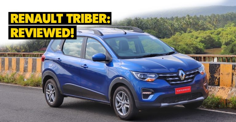 Renault Triber Review Featured