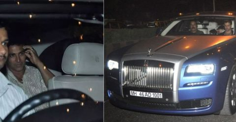 Rolls Royce Famous Featured