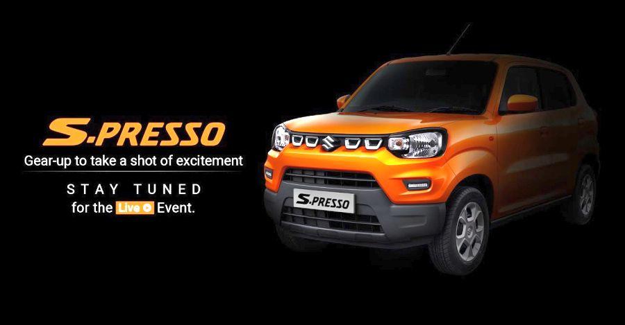 S Presso Launch Featured