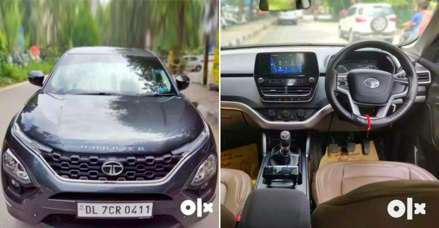 This Tata Harrier is up for grabs at CHEAP: Rs. 1.5 lakhs discount on a barely used car