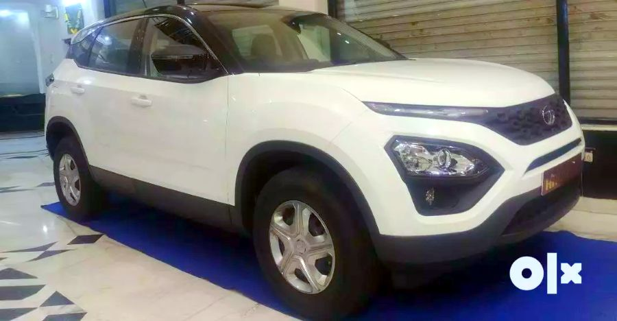 Tata Harrier Used Featured 3