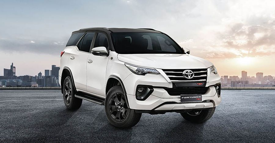 Toyota Fortuner Trd Featured