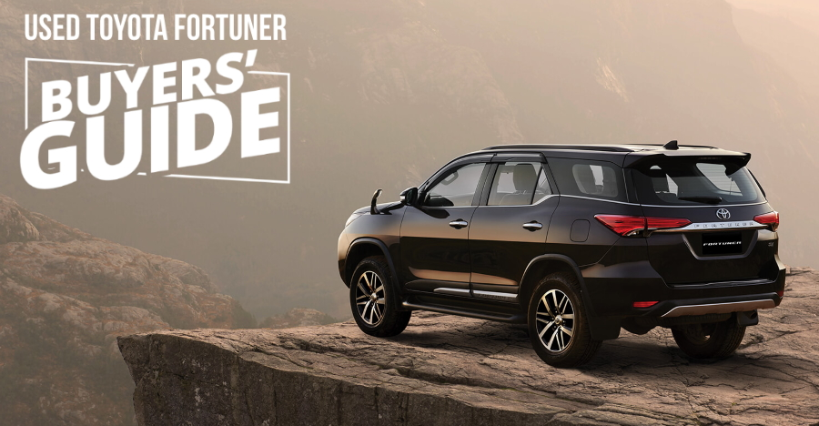 Toyota Fortuner: Used Car Buyers' Guide