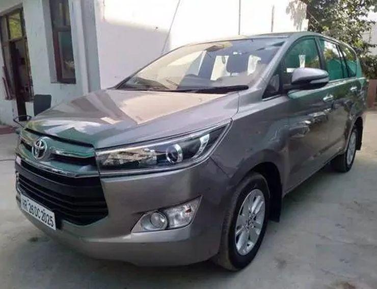 Toyota Innova Crysta Used 1